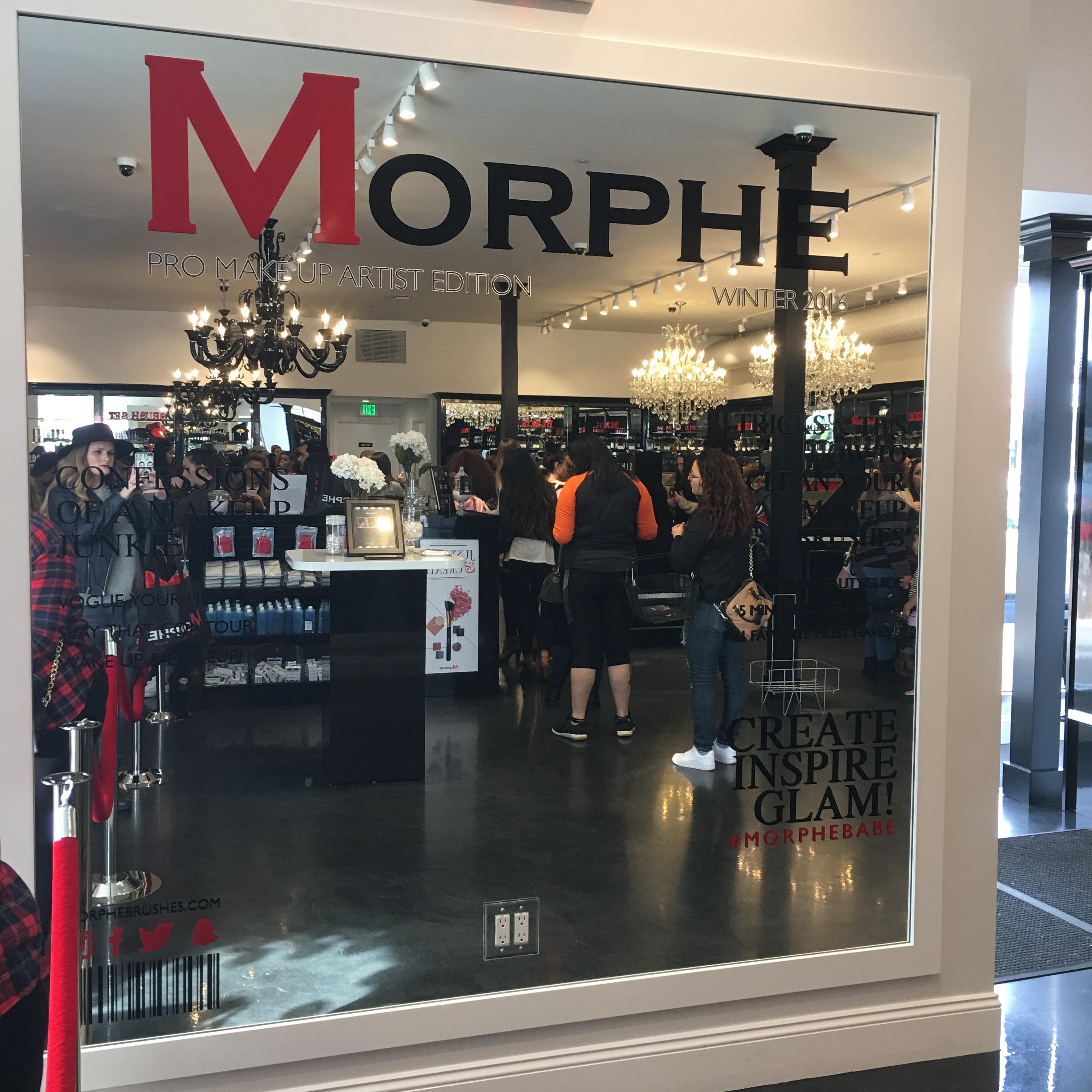 Morphe Haul