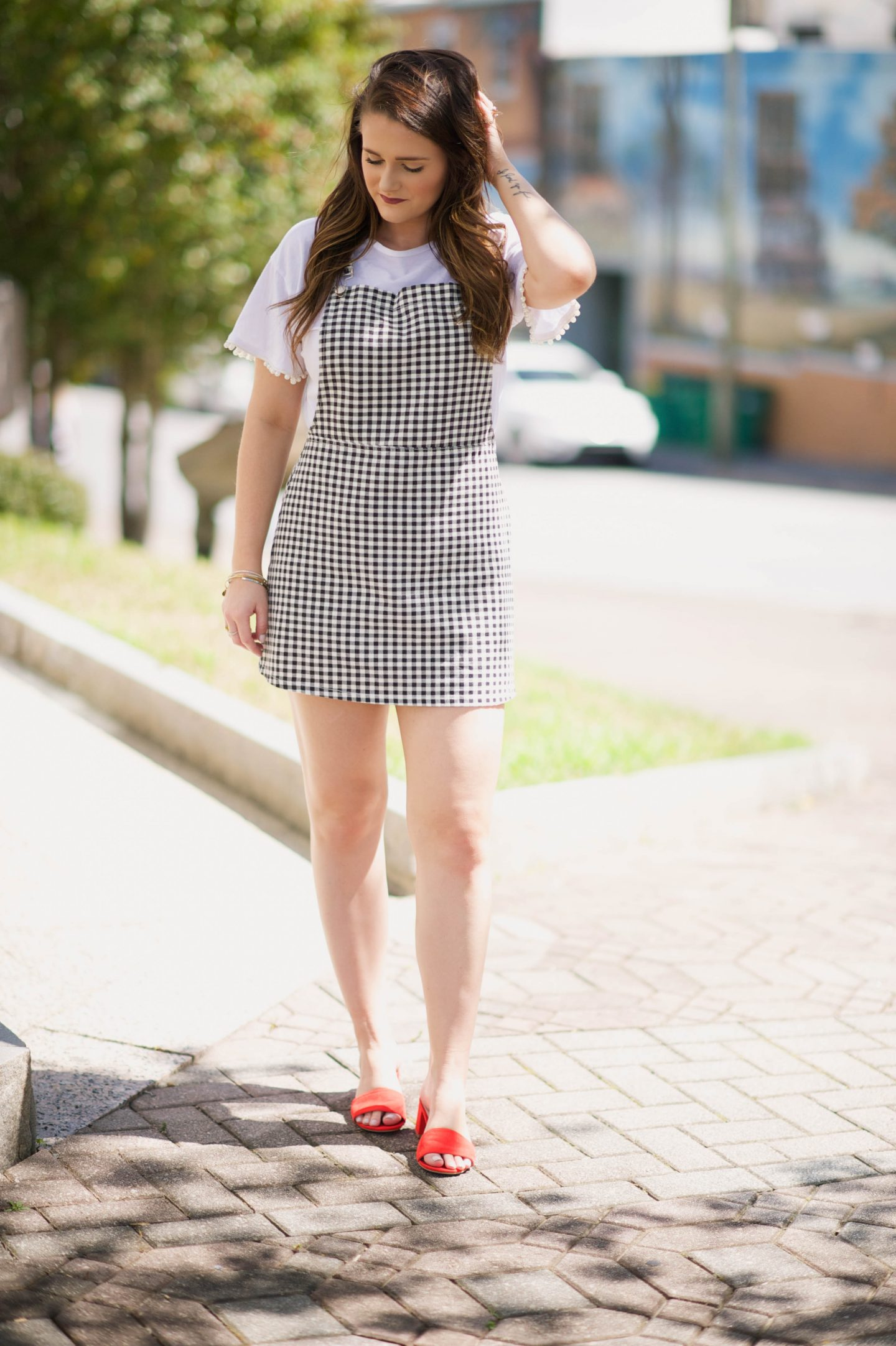 How I'm Styling My Favorite Gingham Pieces