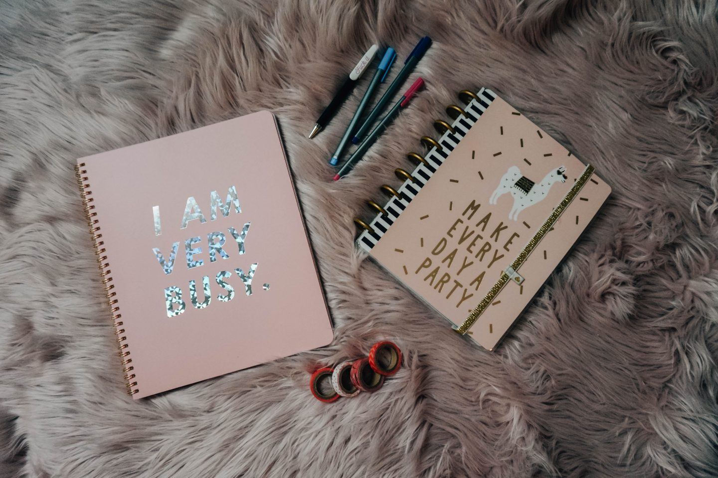 Plan With Me — How I Use My Happy Planner