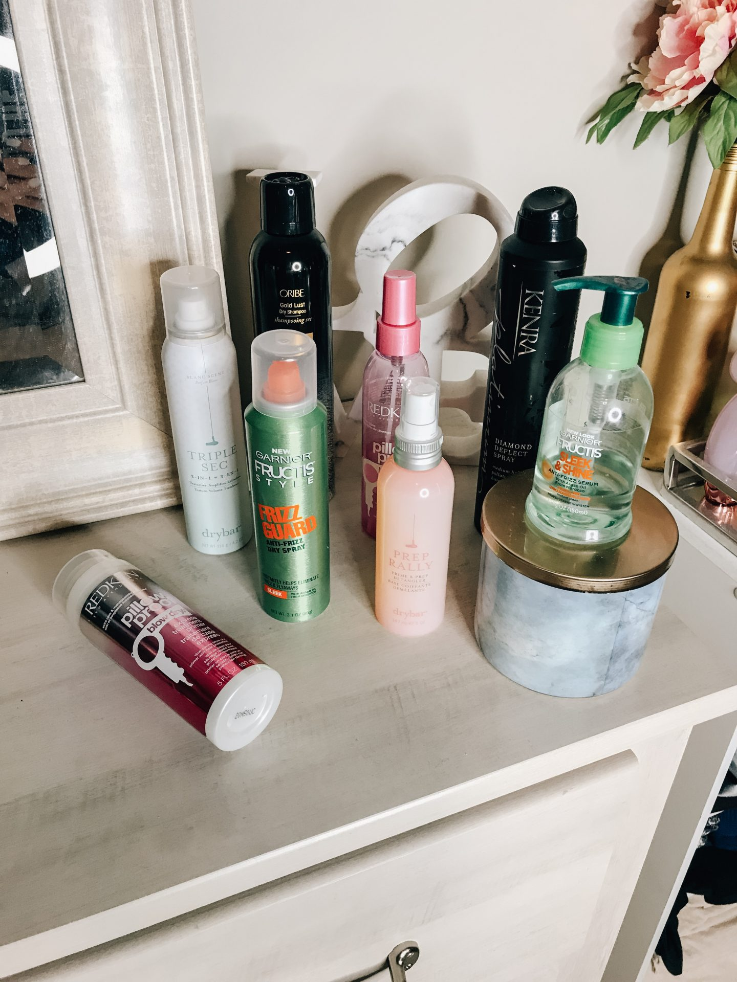8 Hair Styling Products I Can't Live Without