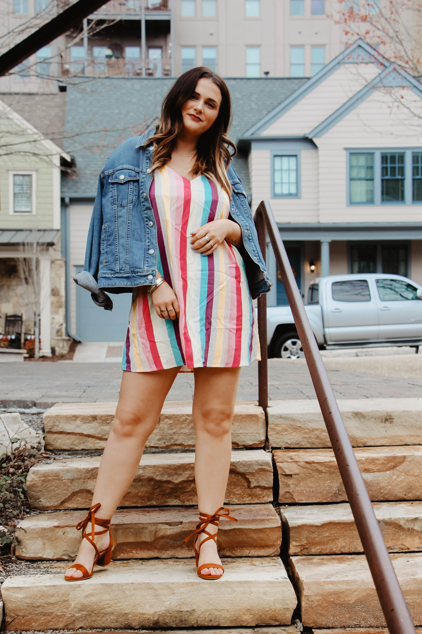 Spring Looks for Less with Dress Up