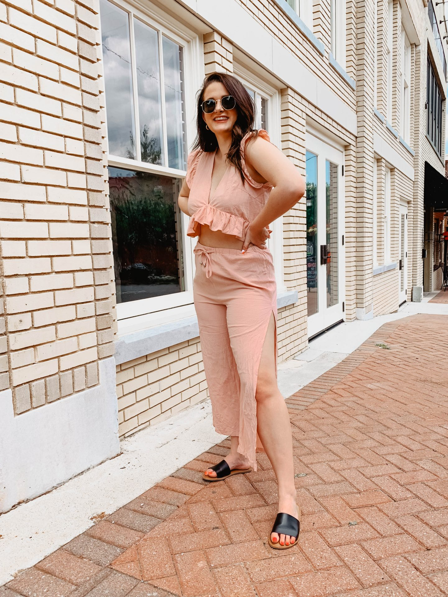 How To Style 2-Piece Sets Multiple Ways