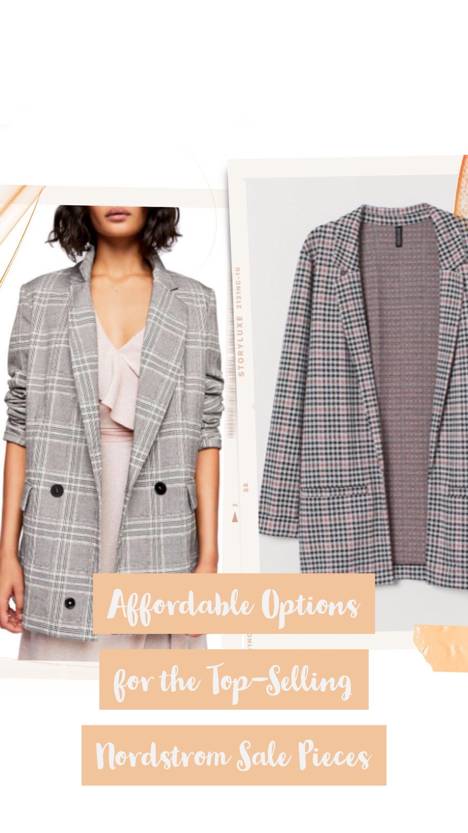 Affordable Options For The Top-Selling Nordstrom Sale Pieces