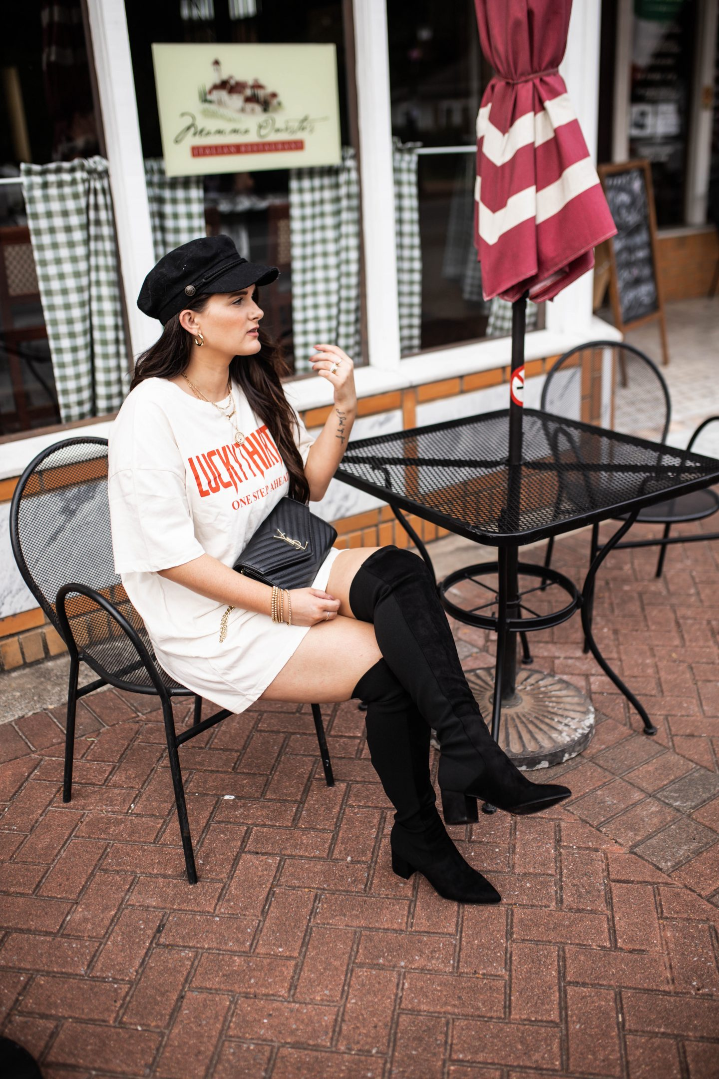 Why You Should Be Dressing Up Your T-Shirt Dresses